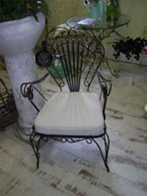 Chair from Tolle 'n Crowe