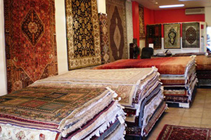 Sydney's widest selection of hand made and machine made rugs
